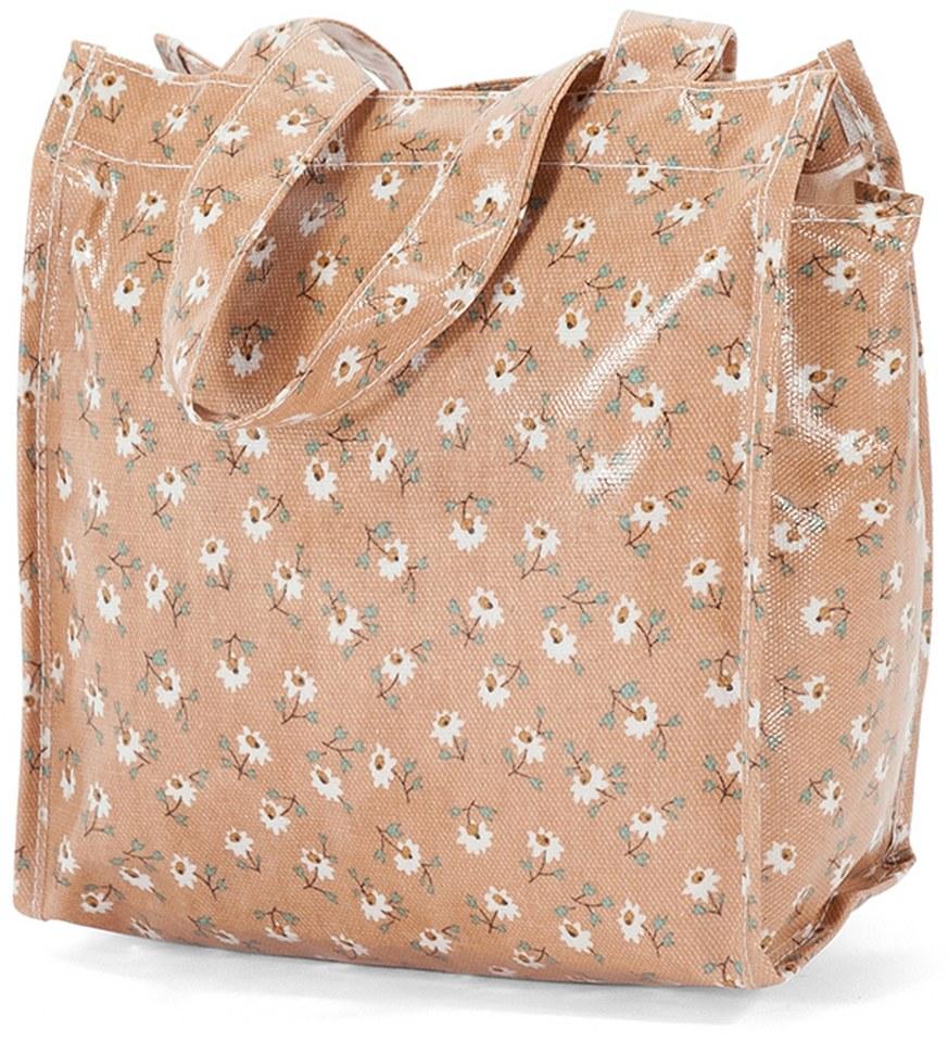 Τσάντα Shopping 23x20x12cm Benzi BZ5396 Σομόν γυναίκα   shopping bags