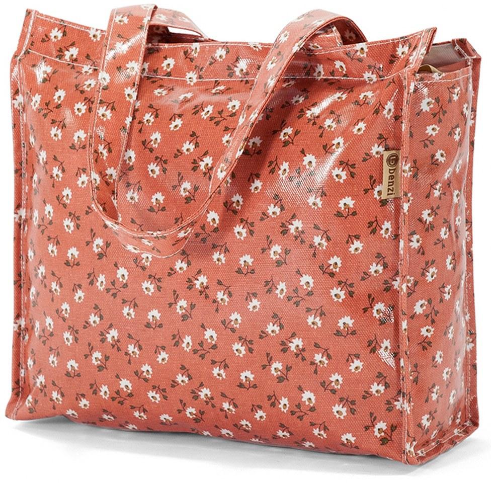 Τσάντα Shopping 32x26x11cm Benzi BZ5397 Κοραλί γυναίκα   shopping bags