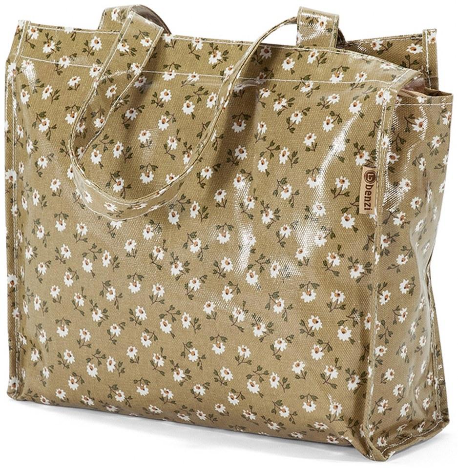 Τσάντα Shopping 32x26x11cm Benzi BZ5397 Λαδί γυναίκα   shopping bags