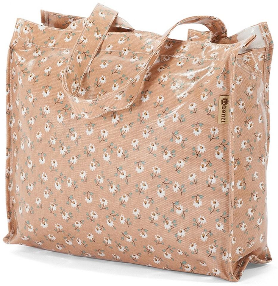 Τσάντα Shopping 32x26x11cm Benzi BZ5397 Σομόν γυναίκα   shopping bags