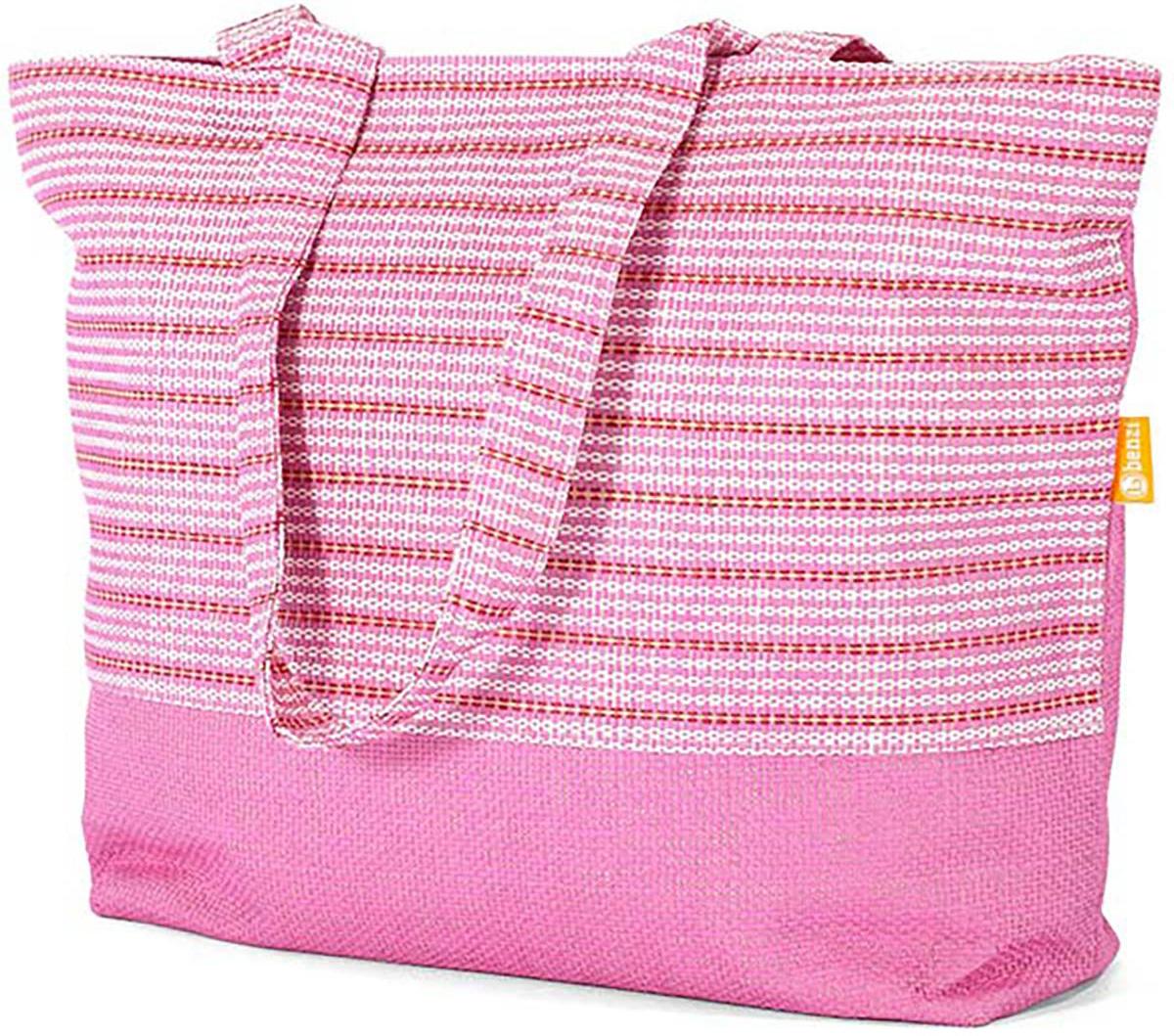 Τσαντα Θαλάσσης Benzi BZ5069 Ροζ γυναίκα   τσάντες παραλίας