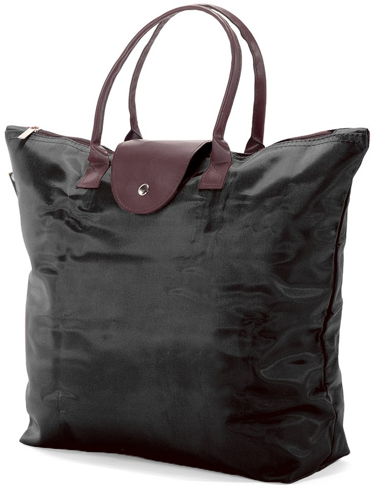 Τσάντα Shopping Αναδιπλούμενη Benzi BZ5349 Μαύρο γυναίκα   shopping bags