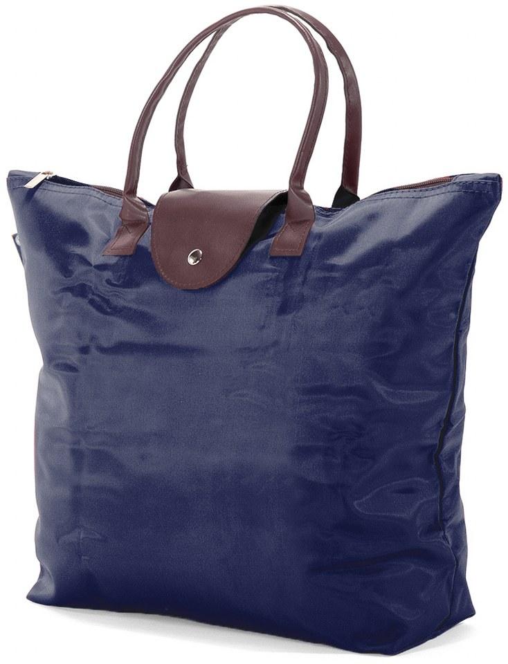 Τσάντα Shopping Αναδιπλούμενη Benzi BZ5349 Μπλε