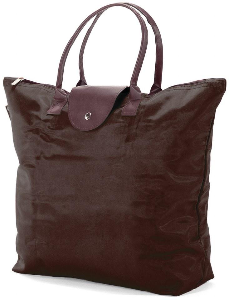 Τσάντα Shopping Αναδιπλούμενη Benzi BZ5349 Καφέ γυναίκα   shopping bags