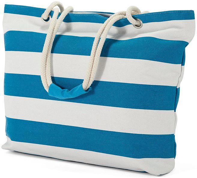 Τσάντα Θαλάσσης Benzi BZ5323 Σιελ γυναίκα   τσάντες παραλίας