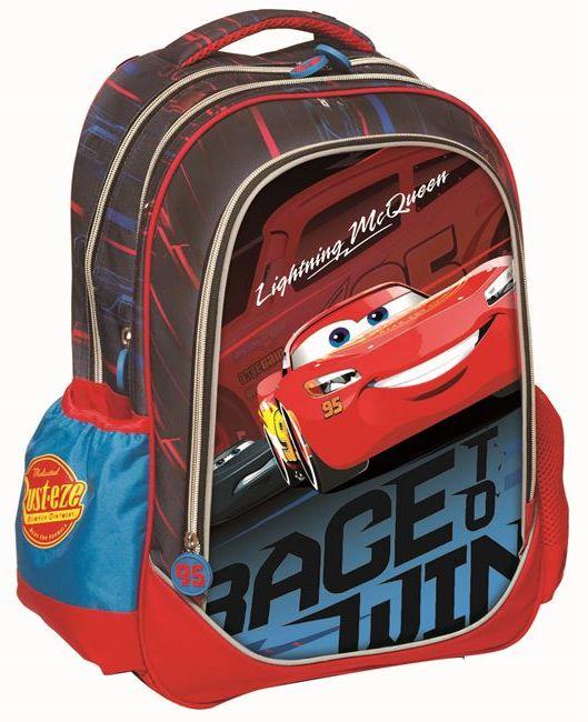 139ef5f715 Τσάντα Δημοτικού Cars 95 GIM 341-42031