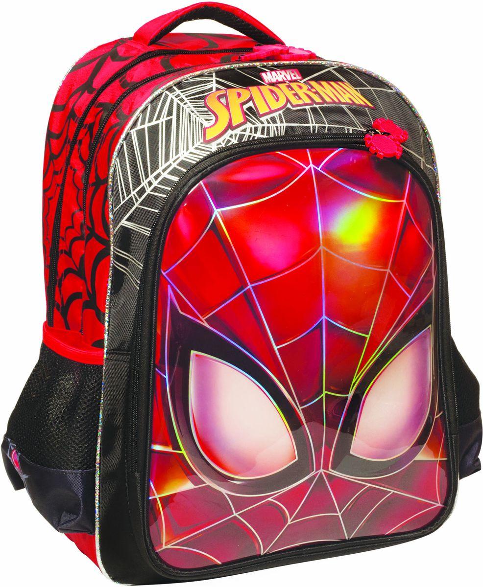 63997eafb85 Τσάντα Δημοτικού Spiderman Face GIM 337-73031