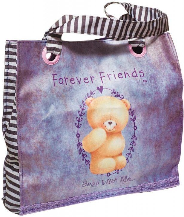 Τσάντα Ωμου Μεγάλη Forever Friends Rustic BMU 333-42207 γυναίκα   shopping bags