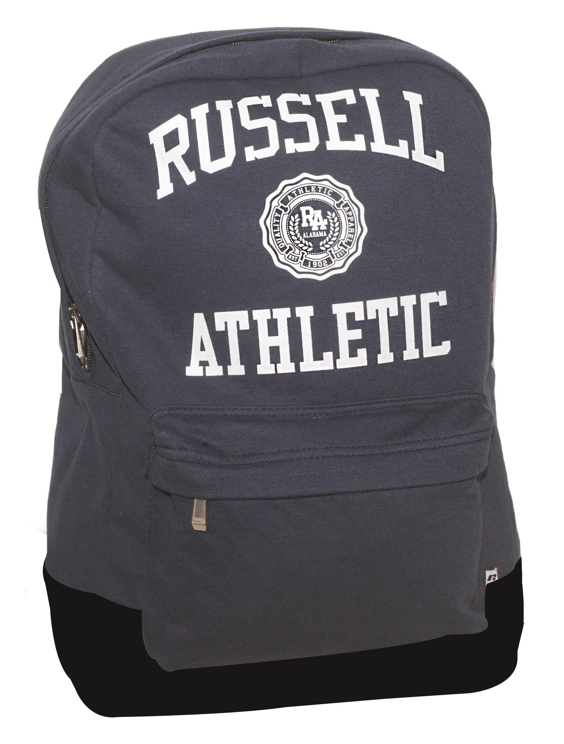 Σακιδιο Πλατης Russell Athletic 391-53522 RAK62 Γκρι/Μαύρο