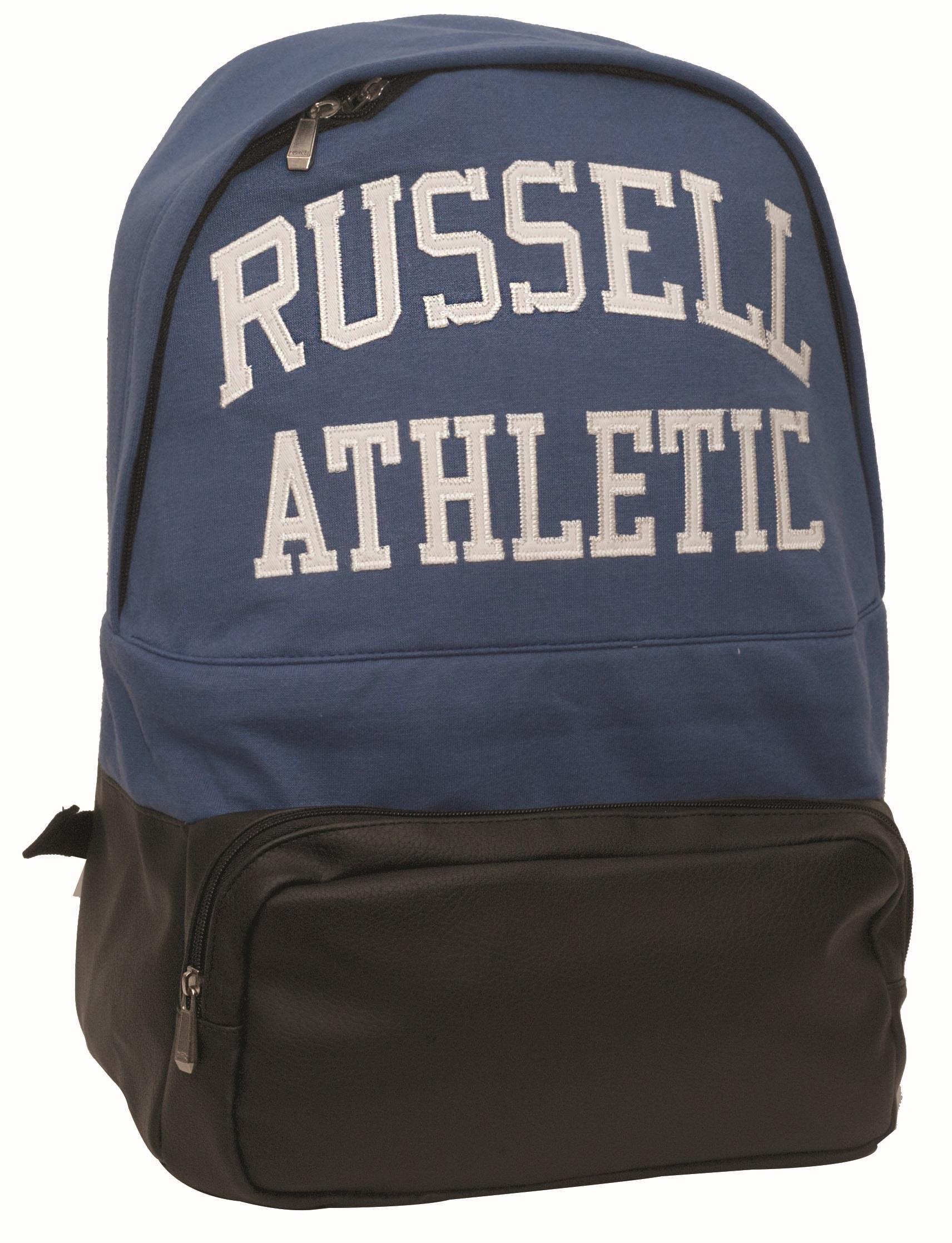 Τσαντα Πλατης Russell Athletic 391-63721 RAZ64 Μπλε/Μαύρο