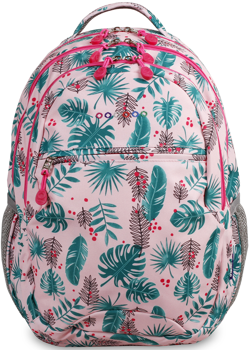 6abca30d54 Τσαντα Πλατης Cornelia Palm Leaves με Θηκη Laptop JWORLD 395-00007-116
