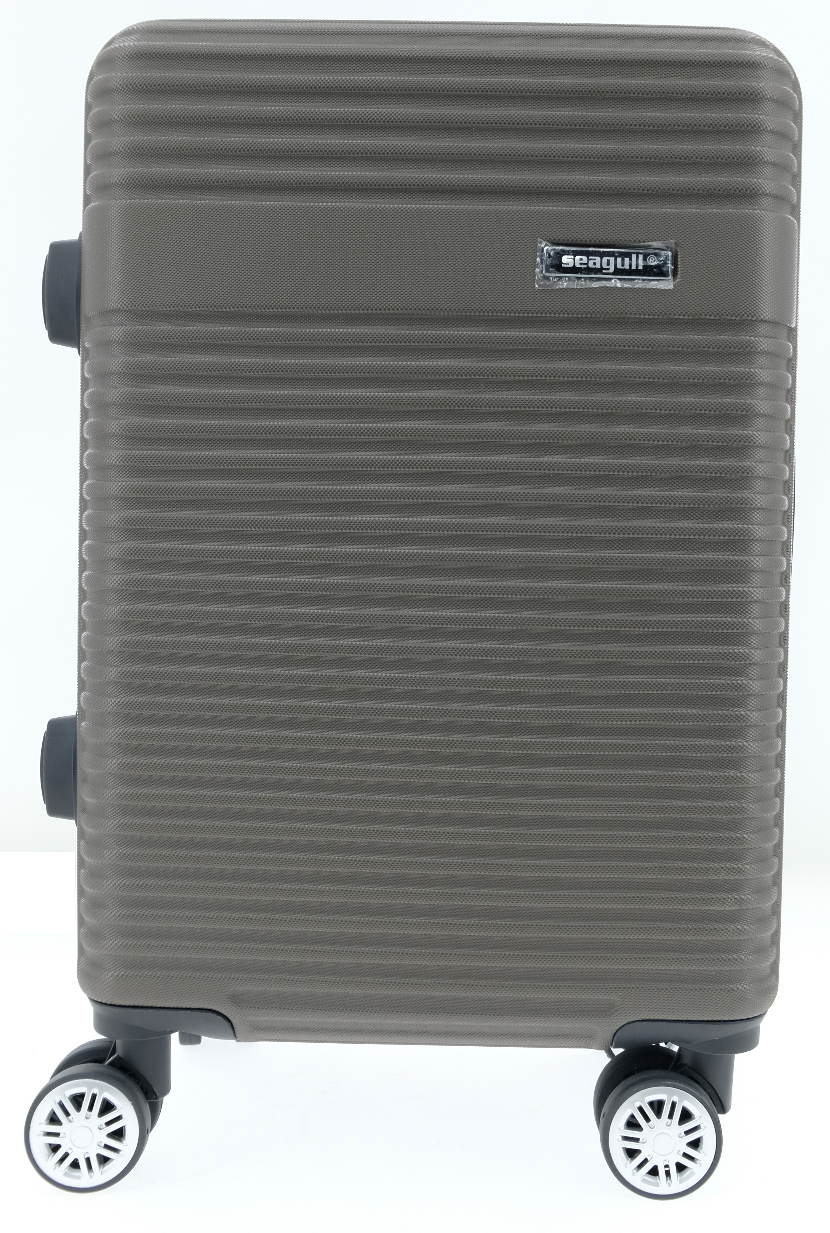 Βαλίτσα Καμπίνας με 4 Ροδες 55cm Seagull SG170-51 Καφέ
