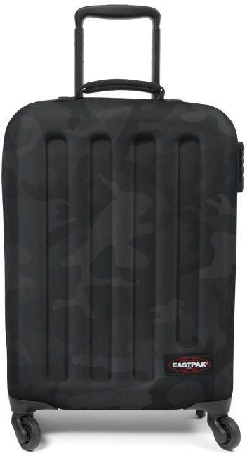 Χειραποσκευή 54cm με 4 Ρόδες Tranzshell S Eastpak EK73F16Z Μαύρο Camo