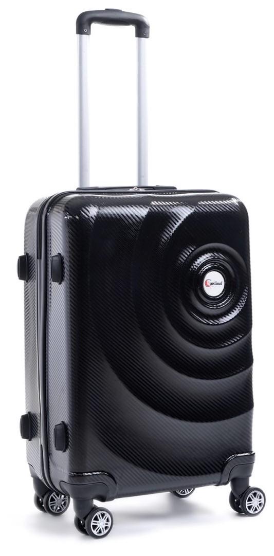 Βαλίτσα Καμπίνας Trolley Cardinal 2000B/50 Μαύρο