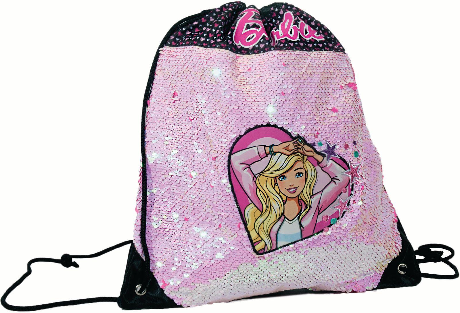 Τσάντα Πουγκί Πλάτης Barbie Sparkle GIM 349-64261