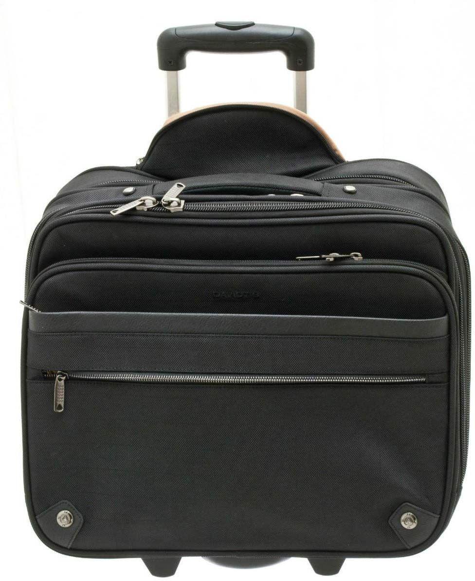 Επαγγελματική Τσάντα-Trolley Για Laptop 15″ DAVIDTS 259446-01 Μαύρο