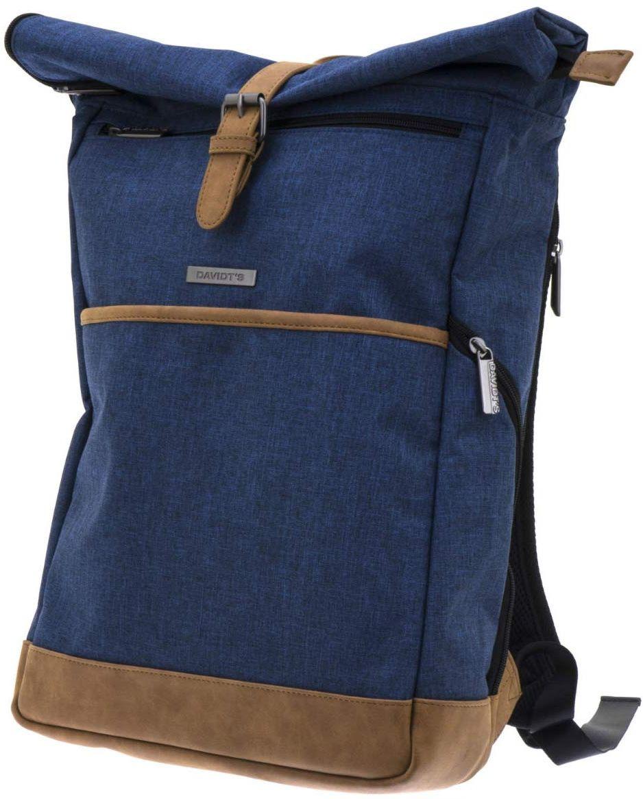 Σακίδιο πλάτης Με Θήκη Netbook DAVIDTS 258401-03 Μπλε