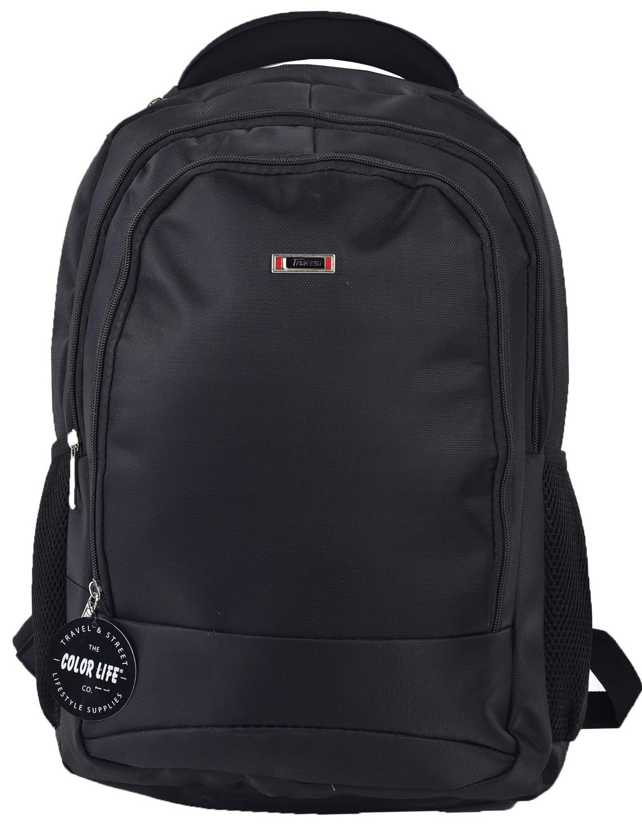 """Σακίδιο Πλάτης για Laptop 15,6"""" Colorlife V562 Μαύρο"""