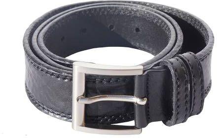 Δερμάτινη Ζώνη Ivan Firenze Leather 2750 Μαύρο 40mm