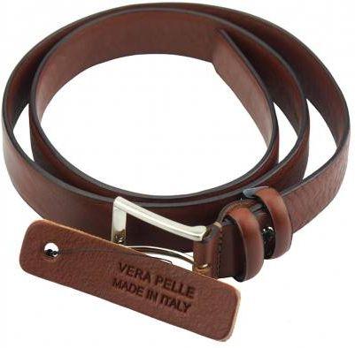 Δερμάτινη Ζώνη Reti Firenze Leather 01930 Καφέ 30mm