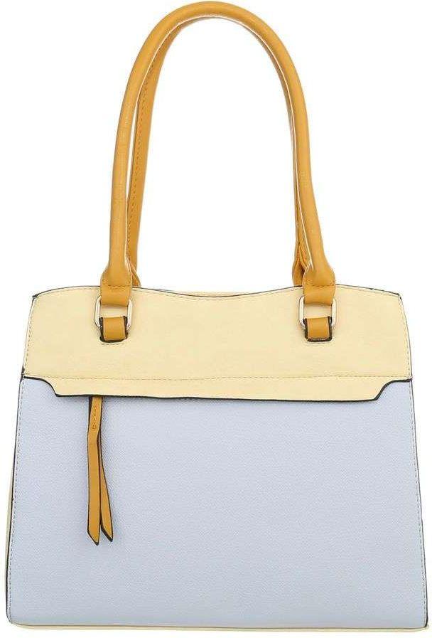 Τσάντα Ώμου Cardinali K669 Κίτρινο