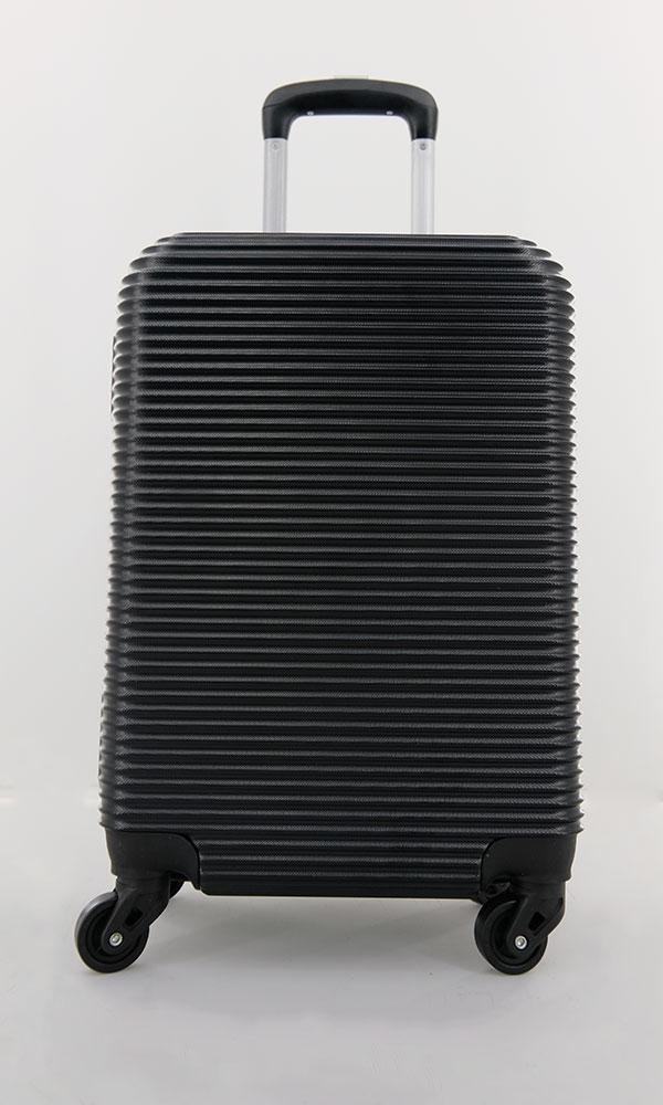 Βαλίτσα Καμπίνας με 4 Ρόδες 55cm Colorlife CB115 Μαύρο