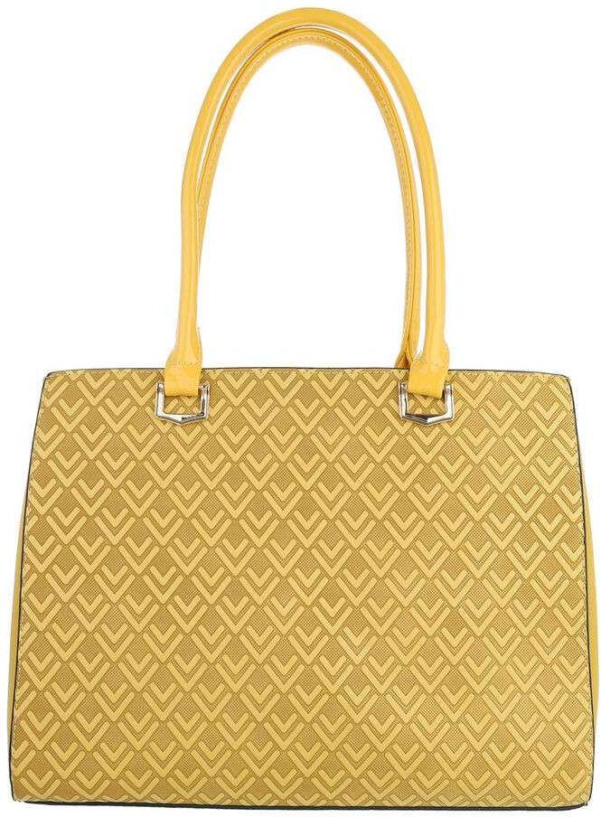 Τσάντα Ώμου Cardinali 1330-179 Κίτρινο