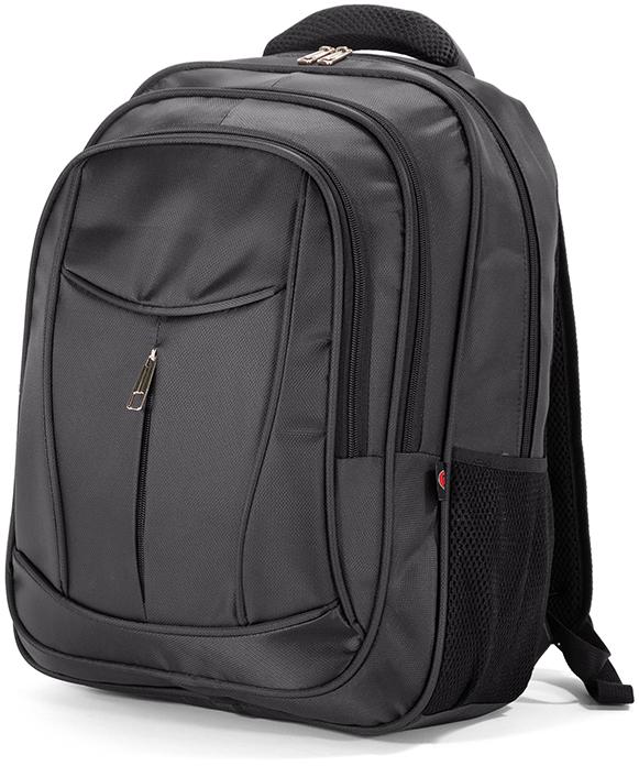 Τσάντα Πλάτης για Laptop 15.6 ίντσες Benzi BZ5237 Μαύρο