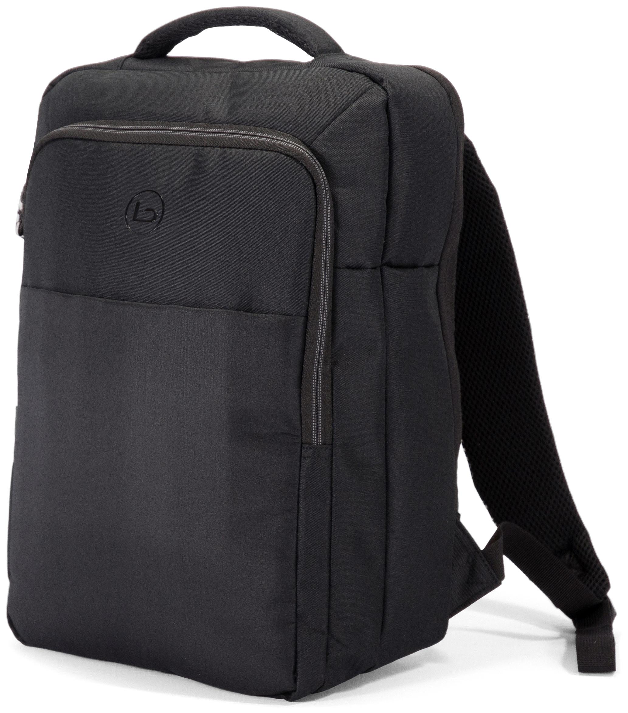Τσάντα Πλάτης για Laptop 15.6 ίντσες Benzi BZ5428 Μαύρο