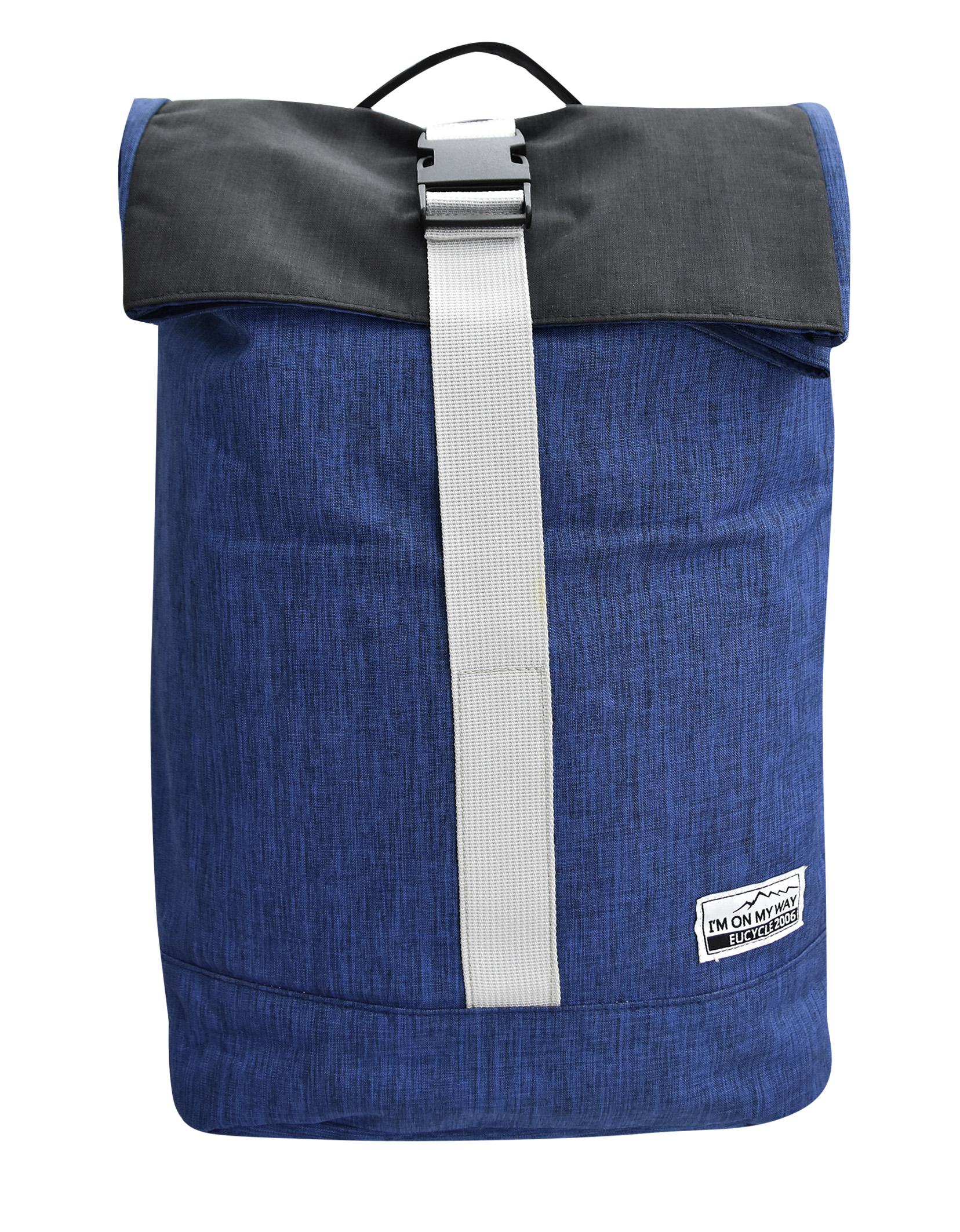 Επεκτεινόμενο Σακίδιο Πλάτης για Laptop 15.6 Ιντσών IM ON MY WAY BG049 Μπλε