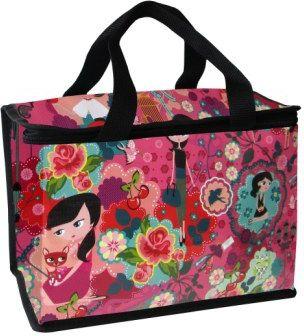 Τσαντα Ισοθερμικη 7LT Decodelire Ro81 27X15X18 Romantique 04-039-1133 γυναίκα   shopping bags