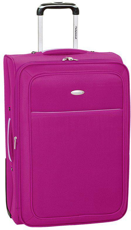 Βαλίτσα τρόλεϊ 61εκ. Diplomat ZC 801 Φούξια ειδη ταξιδιου   βαλίτσες   βαλίτσες   βαλίτσες μεσαίου μεγέθους