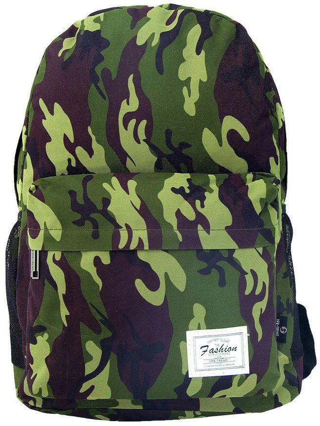 Στρατιωτικό σακίδιο πλάτης Fashion Army 363 Πράσινο