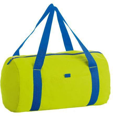 Τσάντα Βαρελάκι Sols Tribeca 01204-887 Πράσινο/Μπλε