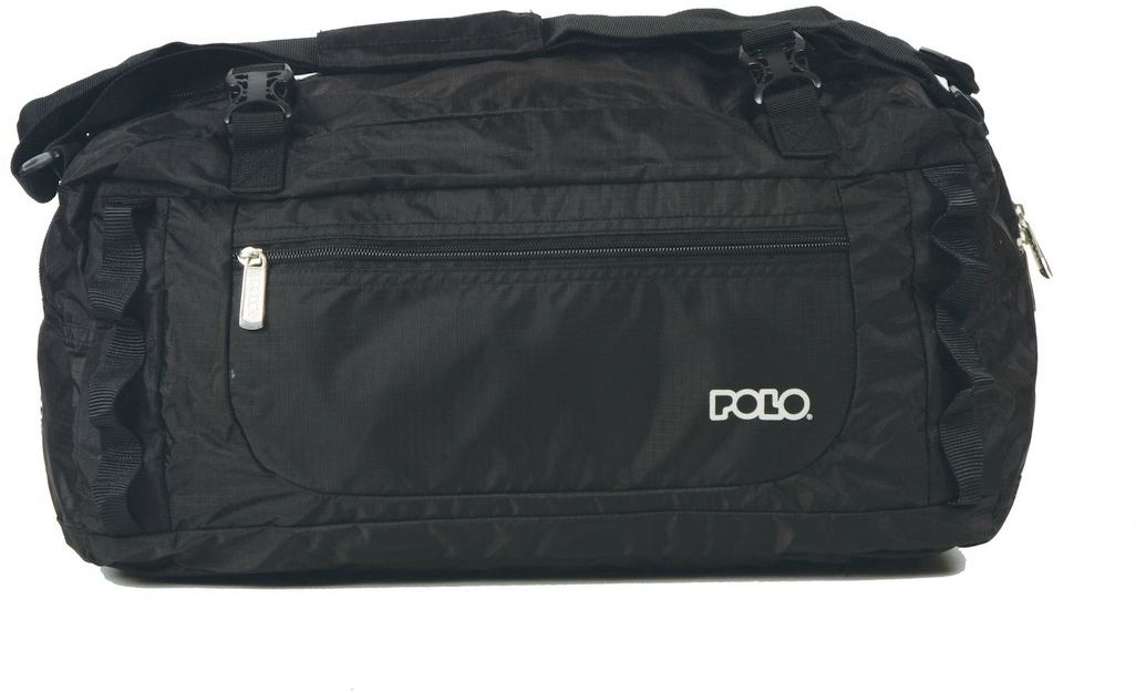 Τσαντα Πλάτης-Ταξιδιου Just In Case 30Lt Polo 9-09-001-02 Μαύρο σακίδια   τσάντες   τσάντες πλάτης