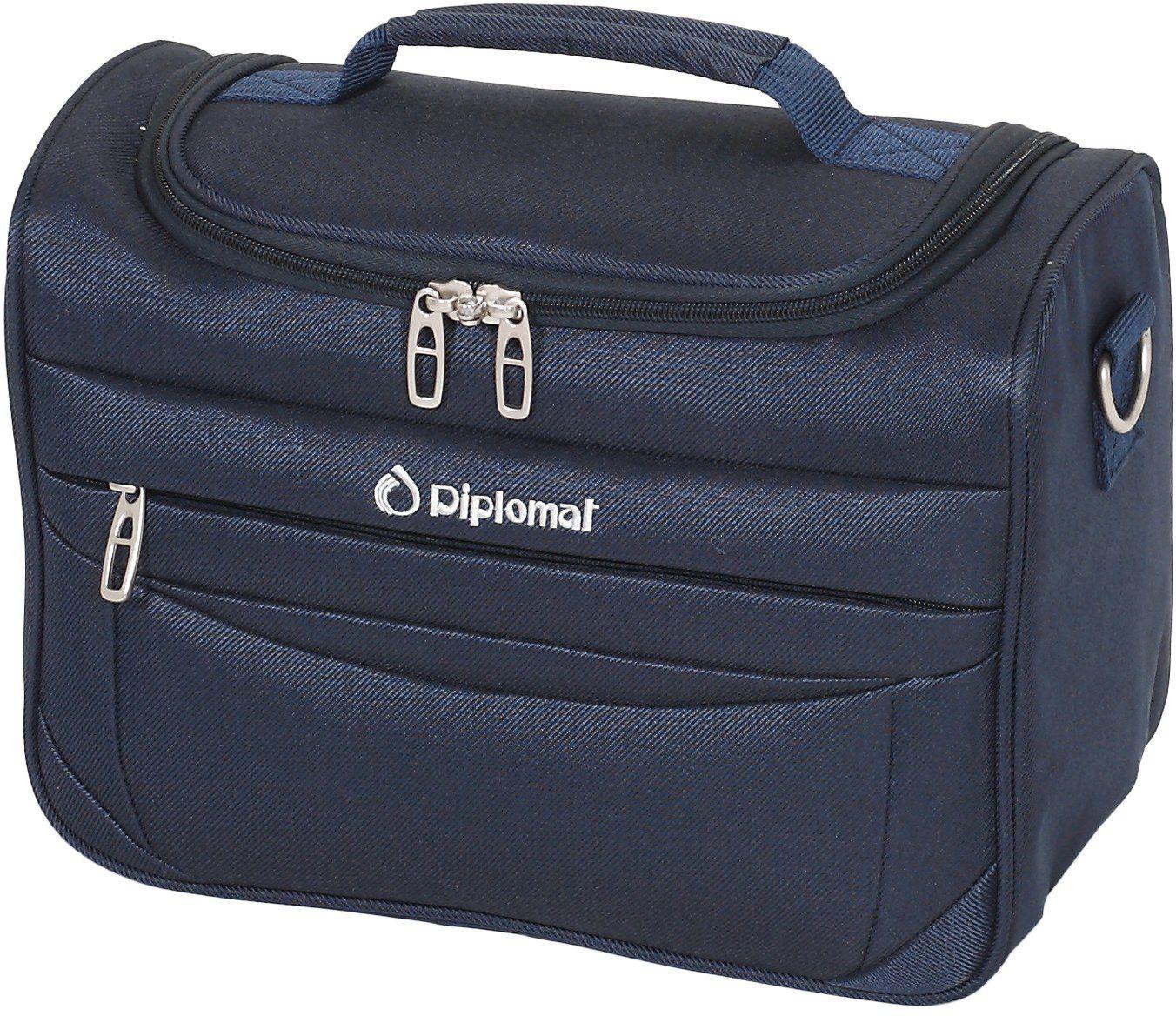 Τσάντα Καμπίνας 32x24x17εκ Diplomat ZC6300-V32 Μπλε ειδη ταξιδιου   βαλίτσες   αξεσουαρ ταξιδιου   νεσεσέρ