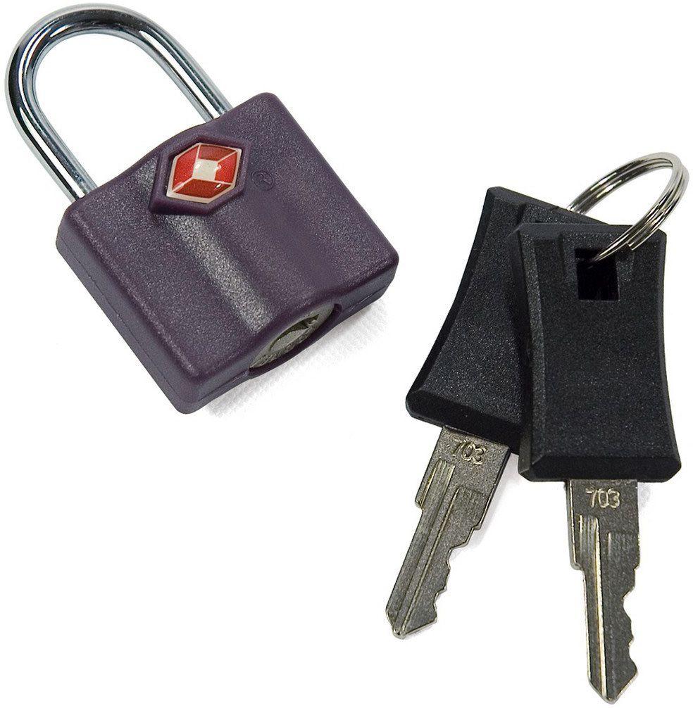 Λουκετο Tsa Με Κλειδι Benzi TSA002 ειδη ταξιδιου   βαλίτσες   αξεσουαρ ταξιδιου   ασφάλεια αποσκευών