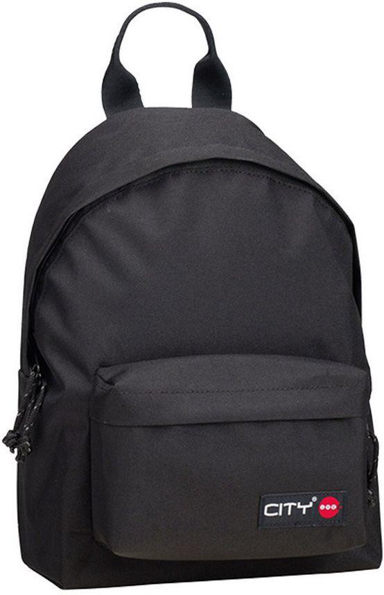 Μικρό Σακίδιο City Drizzle - Black Is Back Line CITY 90173 σχολικες τσαντες   τσάντες νηπιαγωγείου