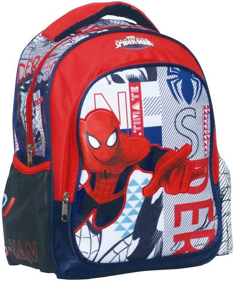 Τσαντα Νηπιαγωγειου Spiderman Graphic GIM 337-64054 σχολικες τσαντες   τσάντες νηπιαγωγείου   για αγοράκια
