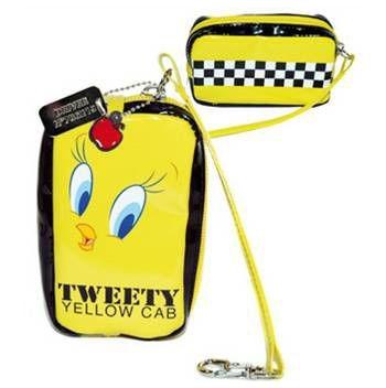 Πορτοφολι tweety yellow cab 6912-0401 πορτοφολια   αξεσουάρ   πορτοφολια   παιδικά