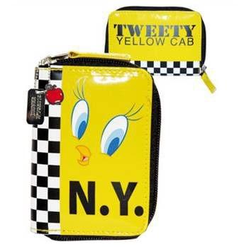 Πορτοφολι tweety yellow cab 6912-0402 πορτοφολια   αξεσουάρ   πορτοφολια   παιδικά