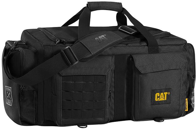 Σακος Ταξιδιου 55lt Caterpillar 83336 Μαύρο ειδη ταξιδιου   βαλίτσες   σακ βουαγιαζ   σακ βουαγιάζ