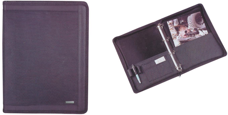 Portfolio με 4 κρίκους μαύρο υ33x26x 3.5 εκ. Comix 16044 ειδη ταξιδιου   βαλίτσες   αξεσουαρ ταξιδιου   φάκελοι συνεδρίων