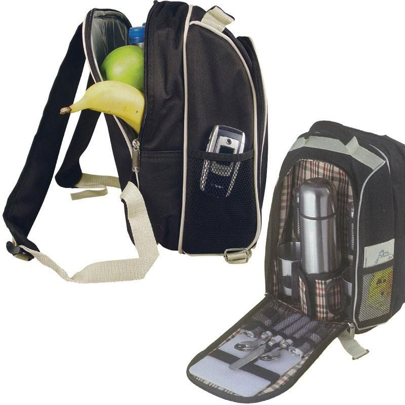 Τσαντα πικ νικ & cooler bag μαυρη Next 22233 σακίδια   τσάντες   τσάντες πλάτης