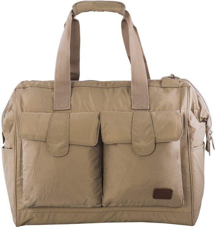 Τσάντα Mirta Polo 9-09-004-37 μπεζ γυναικείες τσάντες   χαρτοφύλακες