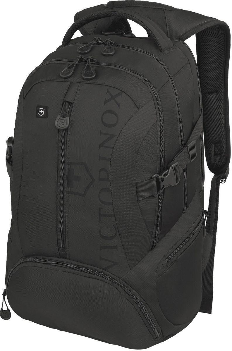 Σακίδιο πλάτης 16inch Laptop Backpack Scout Victorinox 31105101 Black σακίδια   τσάντες   τσάντες πλάτης