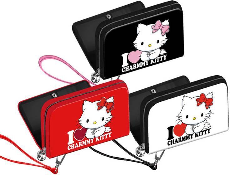 Πορτοφολι χαρτ/των νο 3 i love charmmy kitty 6811-0606 πορτοφολια   αξεσουάρ   πορτοφολια   teens