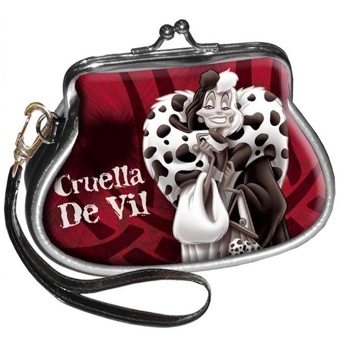 Πορτοφολι retro cruella de vil 6811-0901