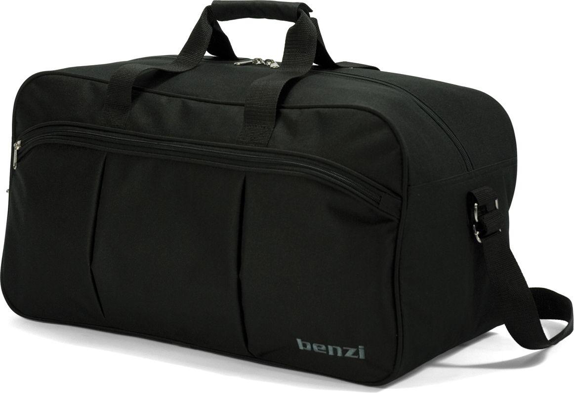 Σακ Βουαγιάζ Benzi BZ3374 Μαύρο
