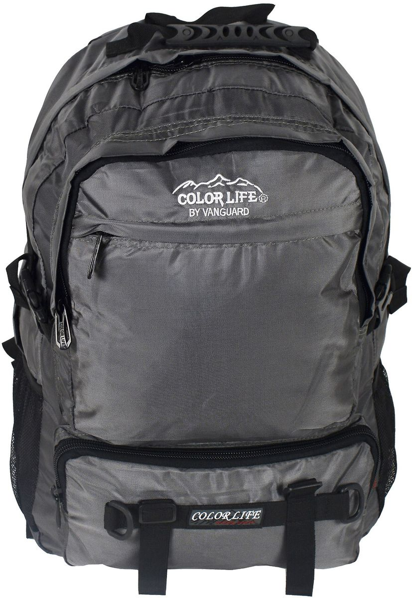 5e7074db2a Bagz Σακίδιο Πλάτης Daily Outdoor Colorlife 346 Γκρι